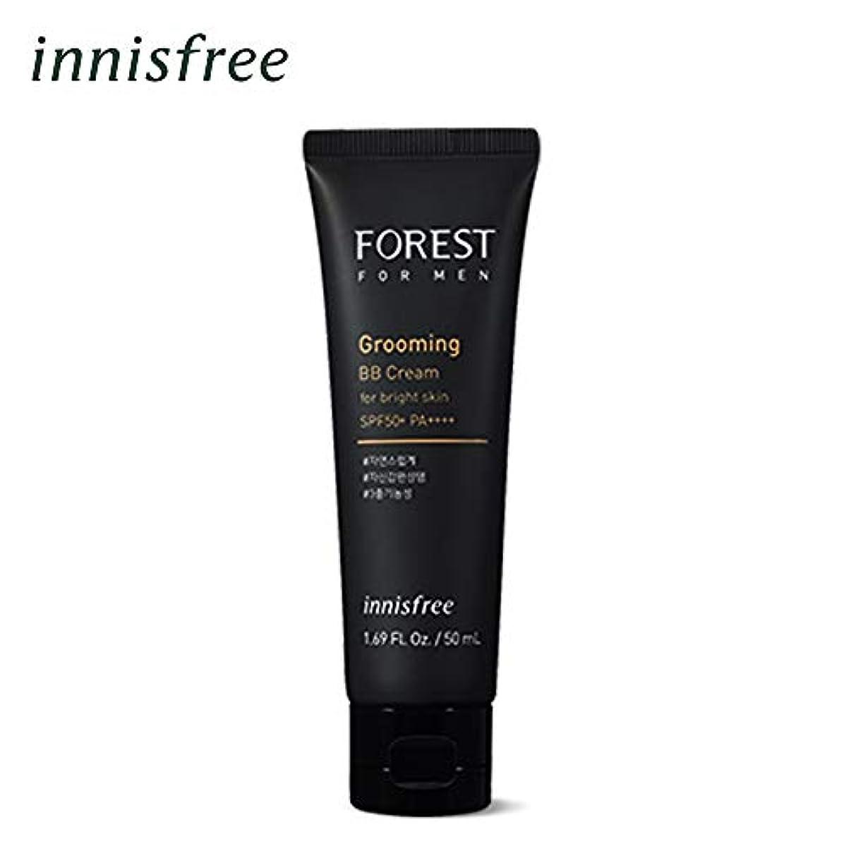 診断するペーストワーカー[Innisfree] フォレストフォーメン グルーミングBBクリーム 1番 明るい肌用 SPF50+PA++++ 50ml koreacosmetic(forest for men grooming BBcream No...