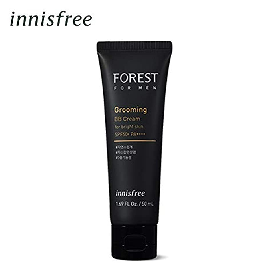 パンツ貫通高層ビル[Innisfree] フォレストフォーメン グルーミングBBクリーム 2番 普通肌用 SPF50+PA++++ 50ml koreacosmetic(forest for men grooming BBcream No.2 for normal skin 50ml )