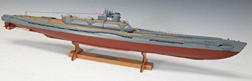 ウッディジョー 1/144 伊400 日本特型潜水艦 木製模型キット