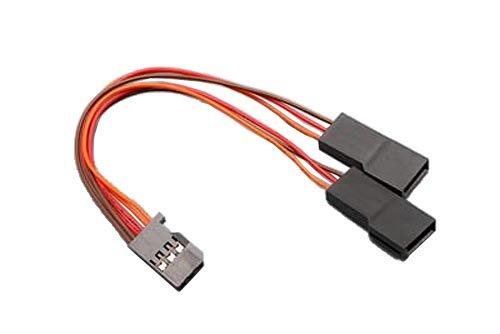 10/12灯用 LEDライト用 2又コード (3P→3P/3P) SD-LW333