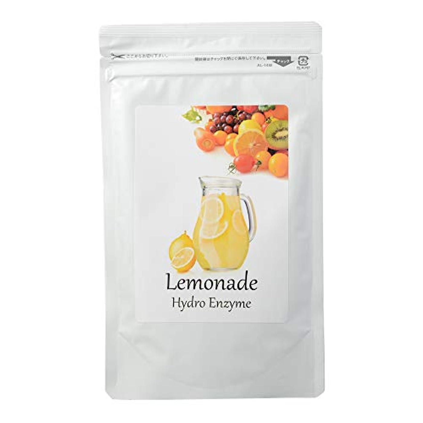 人道的ますます評決Lemonade Hydro Enzyme (ダイエット ドリンク) レモネード 水素エンザイムダイエット 健康飲料 専用スプーン付 [内容量150g /説明書付き]
