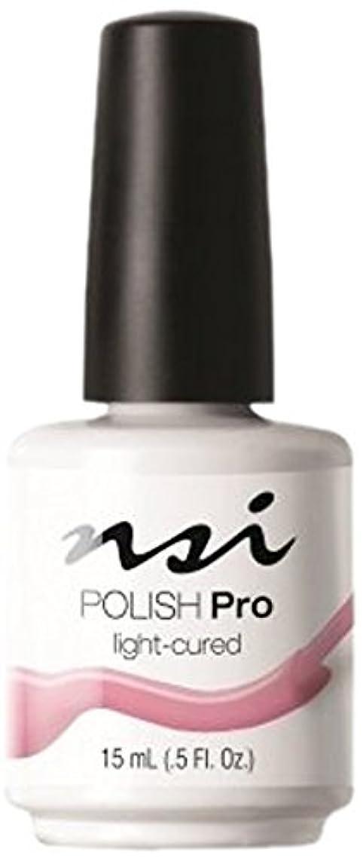 噛む推進待つNSI Polish Pro Gel Polish - A Mauv-elous Night - 0.5oz / 15ml
