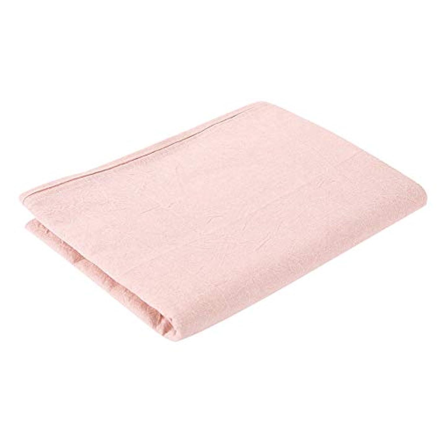 速度高齢者髄通気性のある 穴が付いている 8色 美容院 マッサージ 鉱泉 ソファー 顔の呼吸穴が付いている カバー 柔らかい 綿 ベッド カバー(07)