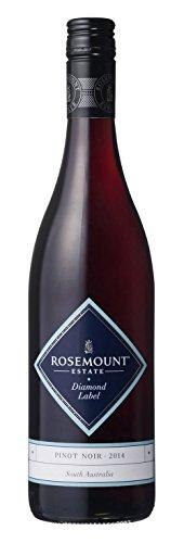 ローズマウント ダイヤモンドラベル ピノ・ノワール 赤 750ml [オーストラリア/赤ワイン/辛口/ミディアムボ...