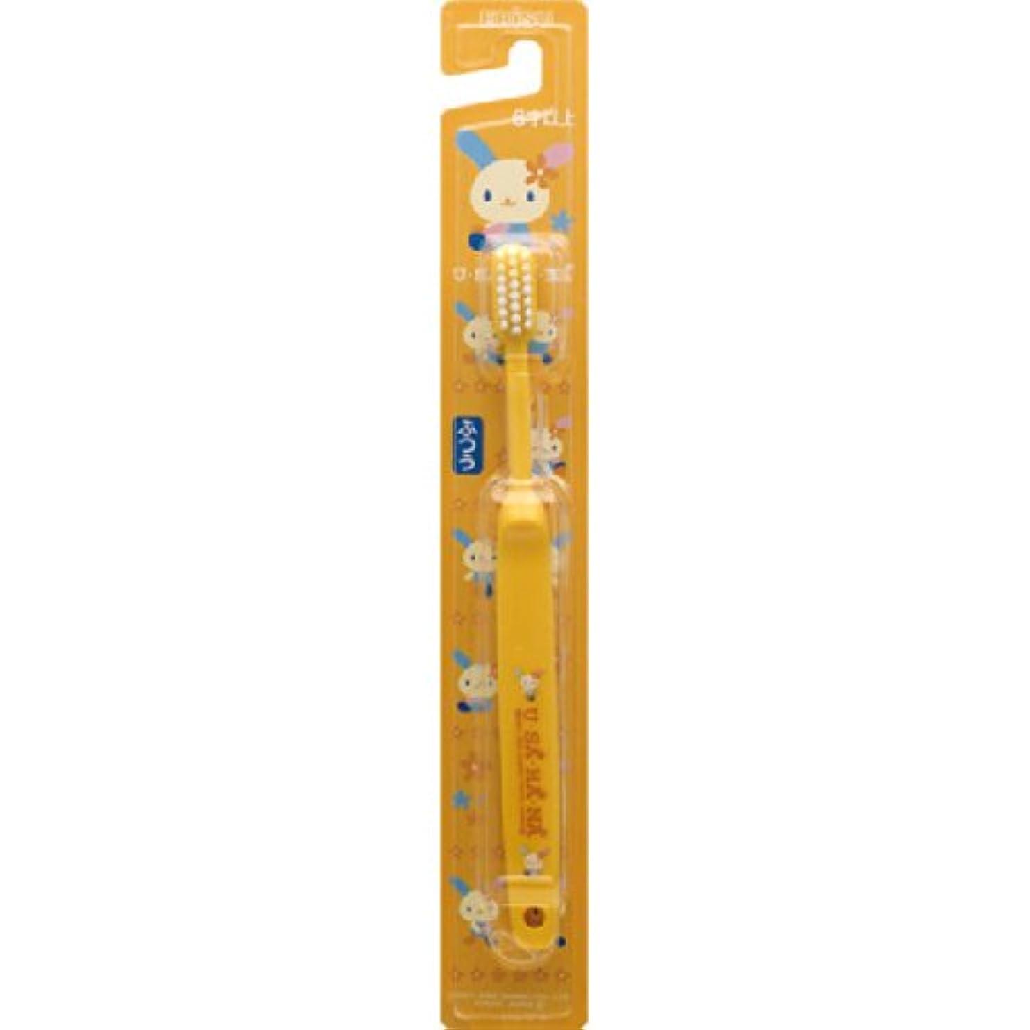 回るフレキシブルミンチサンリオ ウサハナ歯ブラシ 12本セット