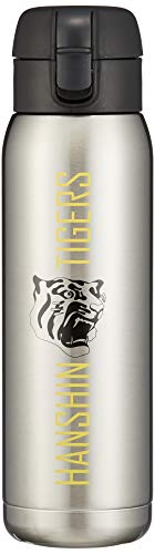 阪神タイガース ワンプッシュボトル(500ml)【水筒 真空断熱 ケータイマグ ワンタッチオープンタイプ】