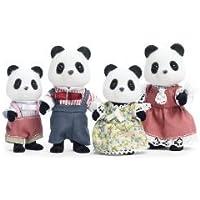 Calico Critters Wilder Panda Bear Family(並行輸入)