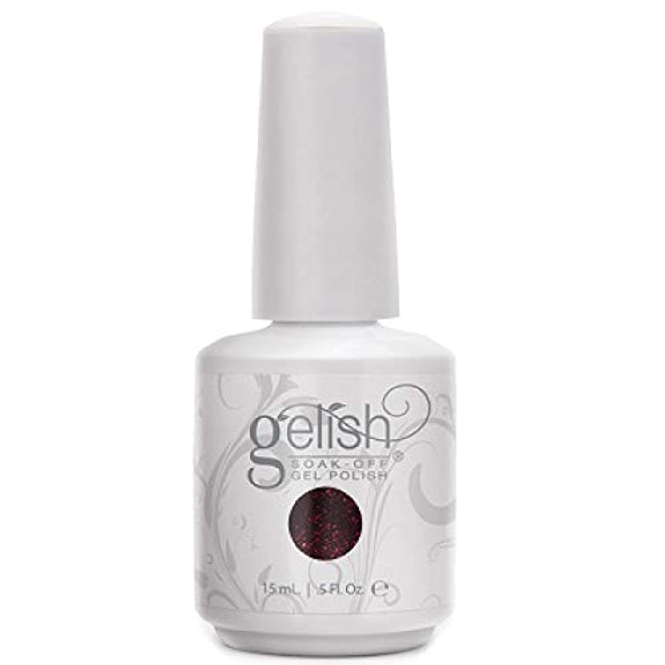 ボトル名門再生Harmony Gelish Gel Polish - Wanna Share a Lift? - 0.5oz / 15ml
