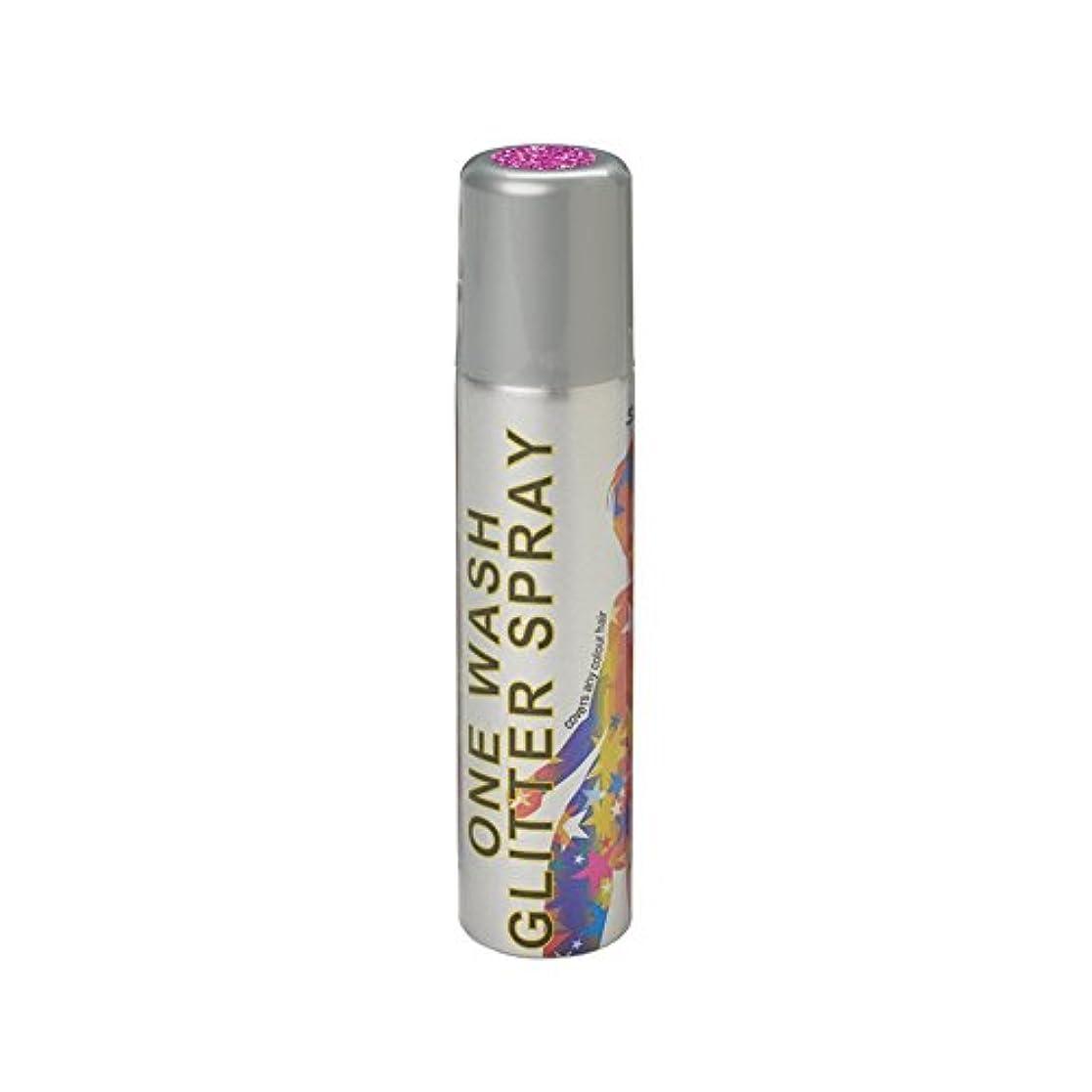 酸度葉巻阻害するスターゲイザー ワンウォッシュ グリッタースプレー 75ml グリッターピンク