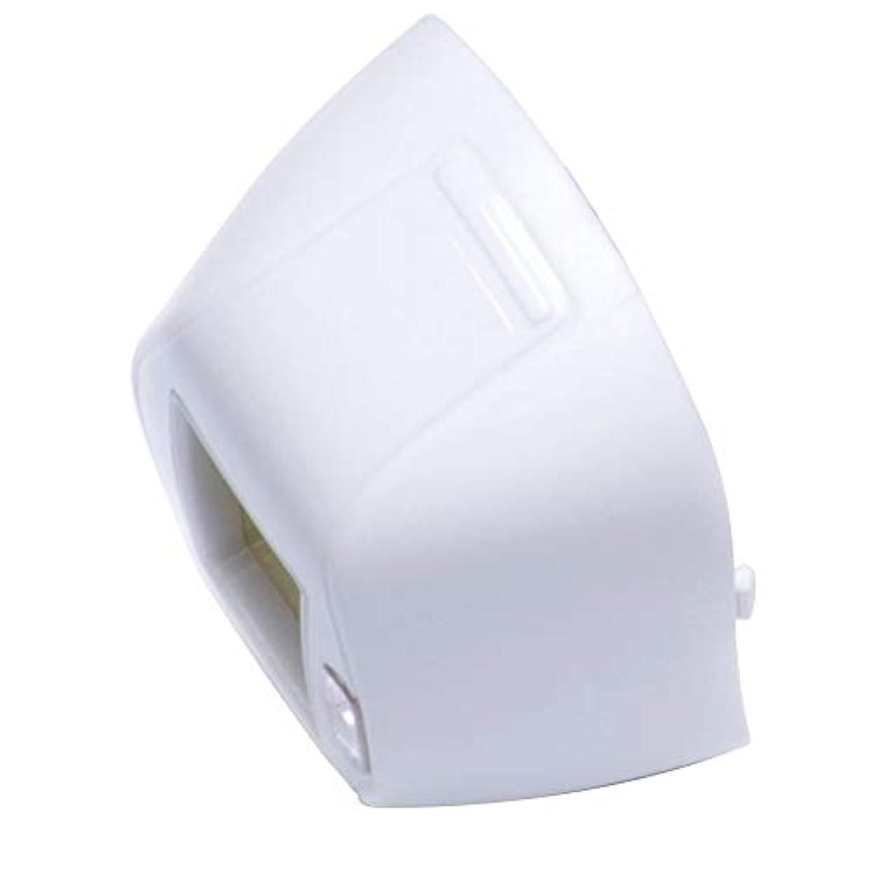 壊れた人種帝国MACOLAUDER IPL光脱毛器の付属品 交換用カートリッジ ホワイト