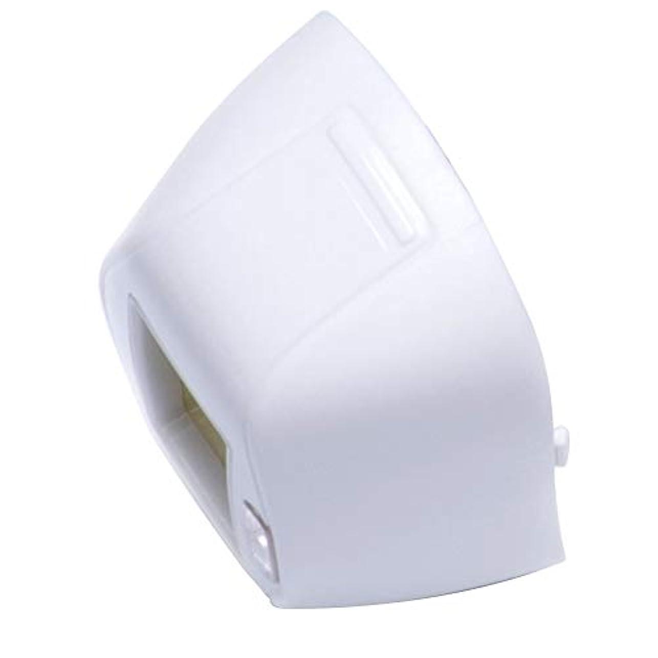 証言するミニチュアトロイの木馬MACOLAUDER IPL光脱毛器の付属品 交換用カートリッジ ホワイト
