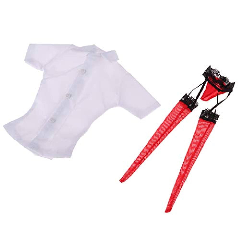 Perfeclan 人形トッキングソックス ホワイトシャツ 女性タイツ 女性ストッキング なめらかなストッキング