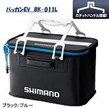シマノ バッカンEV BK-011L ブラック/ブルー 33cm