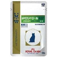 ロイヤルカナン 療法食 pHコントロール フィッシュテイスト ウェット パウチ 猫用 100g