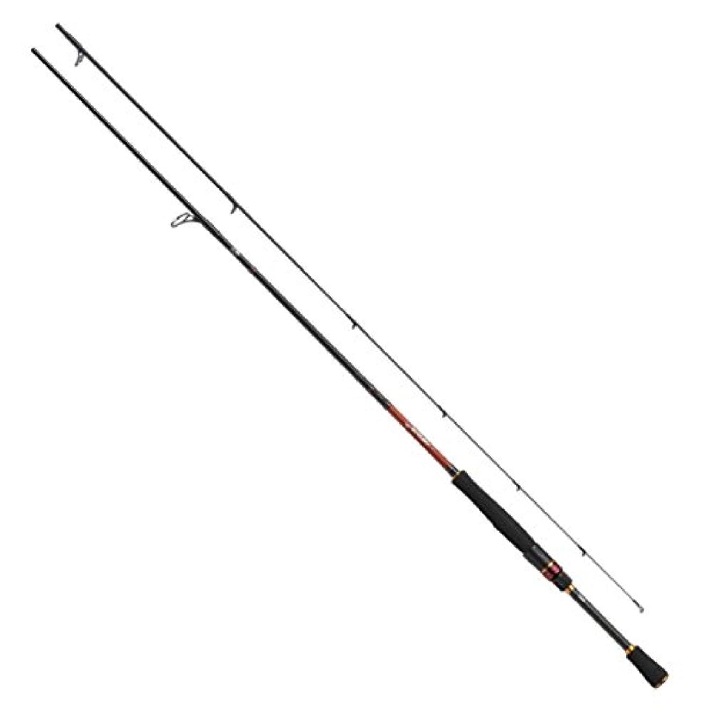 部分悪夢柔らかい足ダイワ(DAIWA) チニングロッド スピニング シルバーウルフ AGS 742LRS チニング 釣り竿