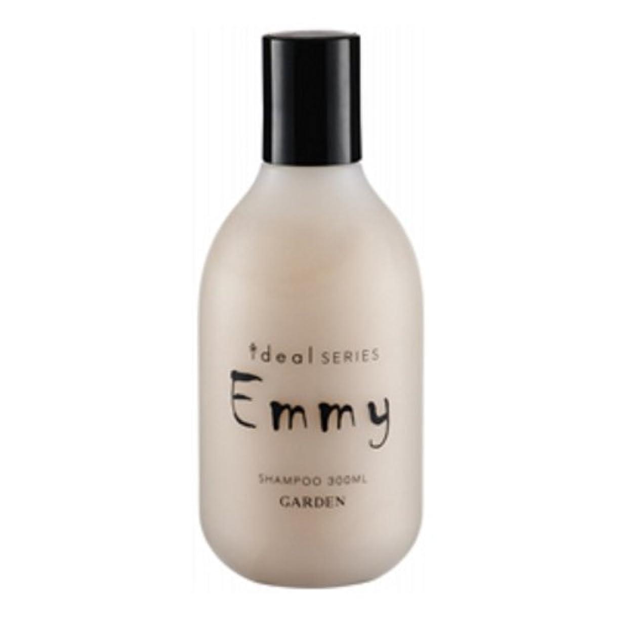 くちばしと闘う泳ぐGARDEN ideal SERIES (イデアルシリーズ) Emmy エミー ふんわりベーシックシャンプー 300ml