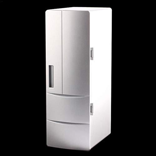 DC12V 冷温庫 車載 USBミニ冷蔵庫 ホット&コールド...