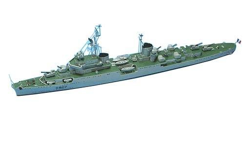 1/700 仏海軍シャトールノー級軽巡洋艦 ギシャン1954 PN07019