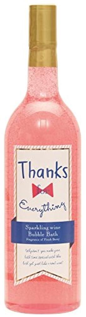 ペグルー頭ノルコーポレーション 入浴剤 バブルバス スパークリングワイン 大容量 810ml ベリーの香り OB-WIB-5-1