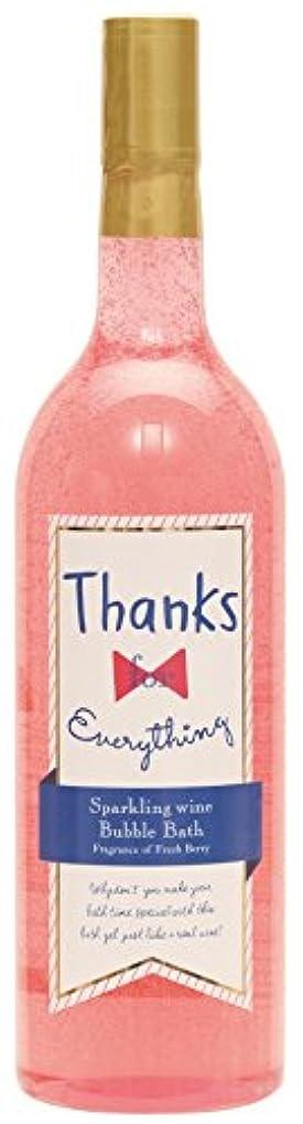 支援赤字チラチラするノルコーポレーション 入浴剤 バブルバス スパークリングワイン 大容量 810ml ベリーの香り OB-WIB-5-1