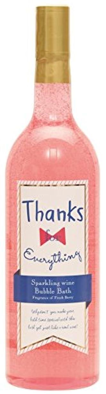 看板下手年金受給者ノルコーポレーション 入浴剤 バブルバス スパークリングワイン 大容量 810ml ベリーの香り OB-WIB-5-1