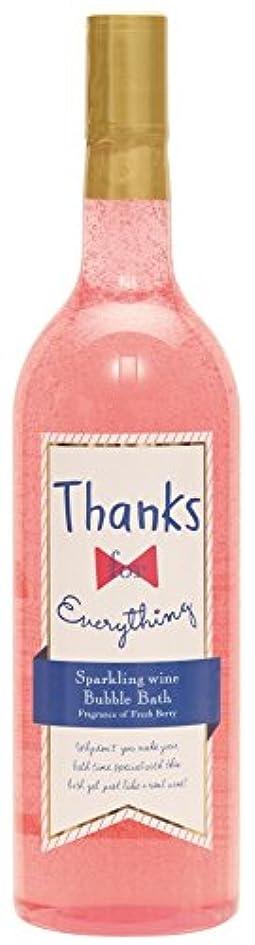 スピン好意的嫉妬ノルコーポレーション 入浴剤 バブルバス スパークリングワイン 大容量 810ml ベリーの香り OB-WIB-5-1