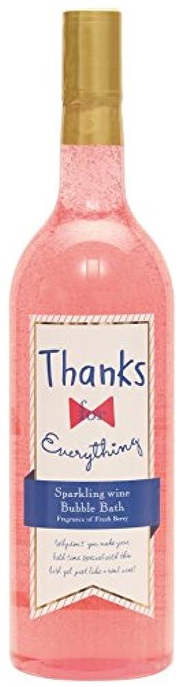 ウミウシ学んだ誰がノルコーポレーション 入浴剤 バブルバス スパークリングワイン 大容量 810ml ベリーの香り OB-WIB-5-1