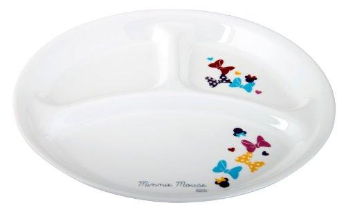 コレール プレート 皿 外径26cm 割れにくい 軽量 ディズ...