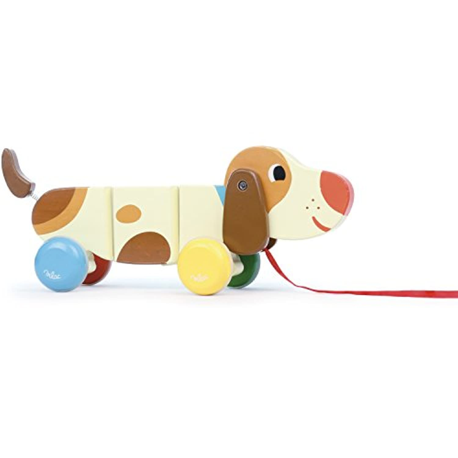 Vilac Basile the Dog Pull Toy