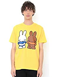 (グラニフ) graniph コラボレーション Tシャツ ミッフィーとメラニー (ミッフィー) (バナナ) メンズ レディース