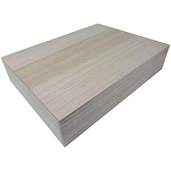 桐箱 贈答品用総桐箱 Lサイズ (A4ファイルや半紙もラクラク収納、和製用品の収納に最適)