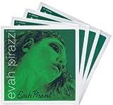 EVAH PIRAZZI エヴァ ピラッツィ ヴァイオリン弦セット(E線:ゴールドスチール ル...