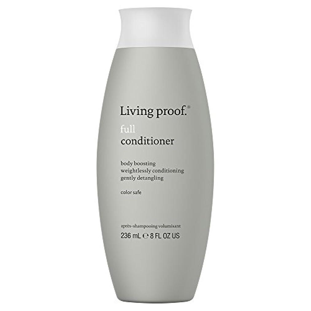 顕現最も礼拝生きている証拠フルコンディショナー236ミリリットル (Living Proof) (x6) - Living Proof Full Conditioner 236ml (Pack of 6) [並行輸入品]