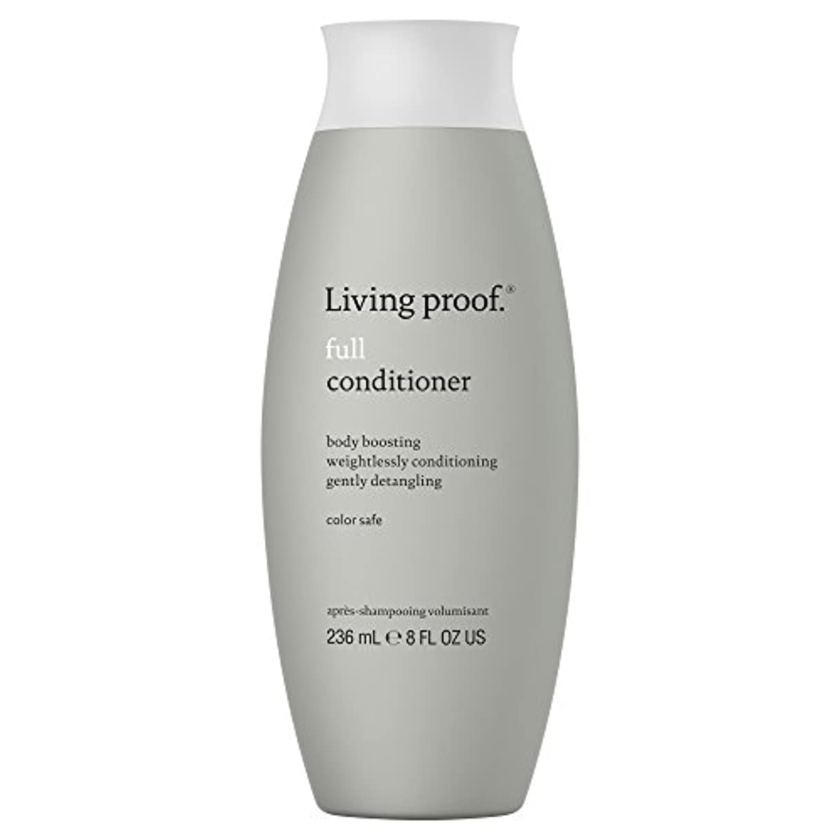 人に関する限り適合二度生きている証拠フルコンディショナー236ミリリットル (Living Proof) - Living Proof Full Conditioner 236ml [並行輸入品]
