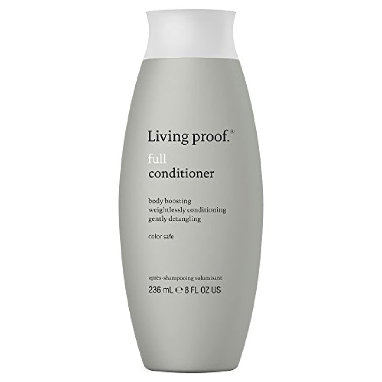 人罰経営者生きている証拠フルコンディショナー236ミリリットル (Living Proof) - Living Proof Full Conditioner 236ml [並行輸入品]