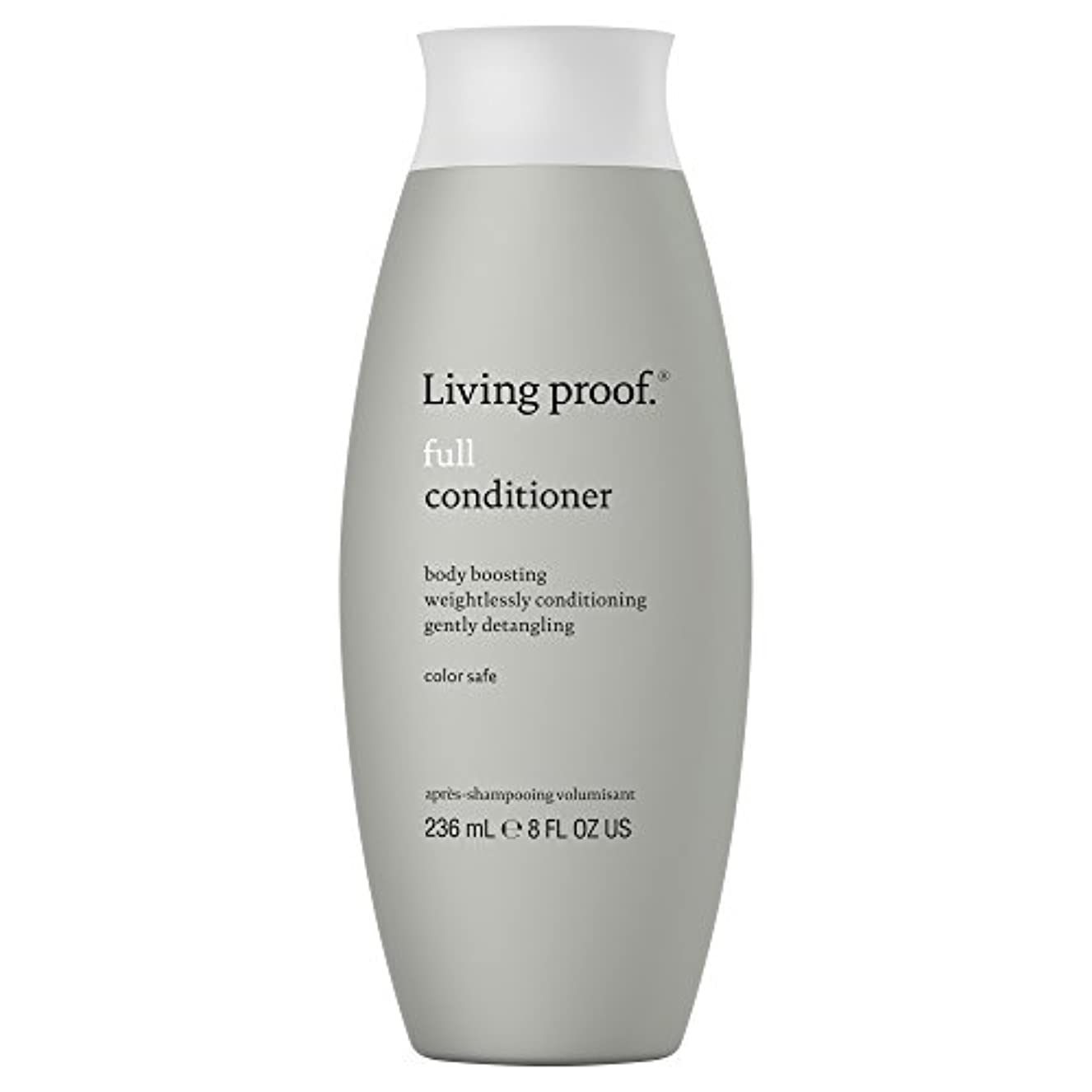 所有権インシデント内向き生きている証拠フルコンディショナー236ミリリットル (Living Proof) (x2) - Living Proof Full Conditioner 236ml (Pack of 2) [並行輸入品]
