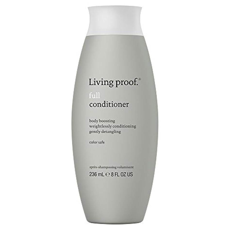 傑出したアルネスケッチ生きている証拠フルコンディショナー236ミリリットル (Living Proof) - Living Proof Full Conditioner 236ml [並行輸入品]