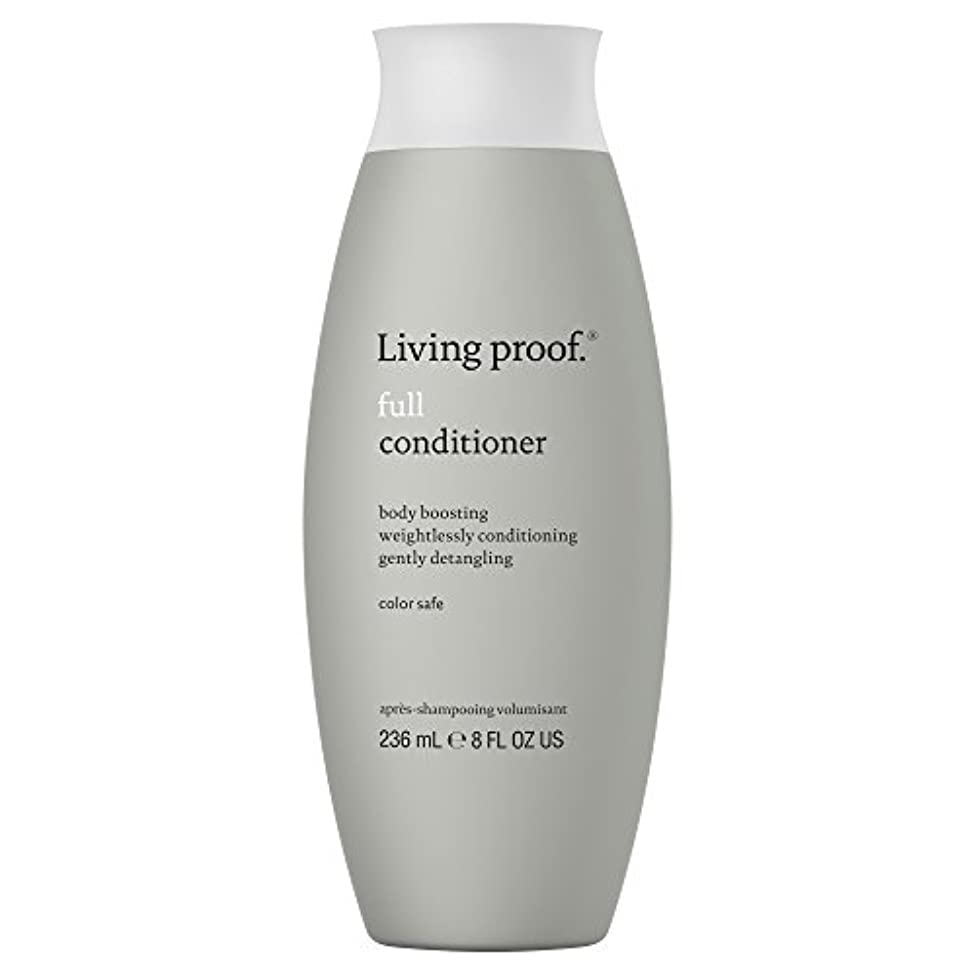 削減コック口述する生きている証拠フルコンディショナー236ミリリットル (Living Proof) (x2) - Living Proof Full Conditioner 236ml (Pack of 2) [並行輸入品]