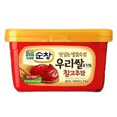 スンチャンコチュジャン 3kg ■韓国食品 韓国食材 韓国調味料 スンチャンルコチュジャン 韓国赤味噌 味付■