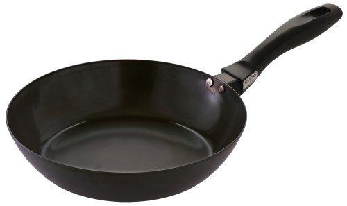 スイト こだわり職人 使いやすい鉄フライパン 26cm 065908