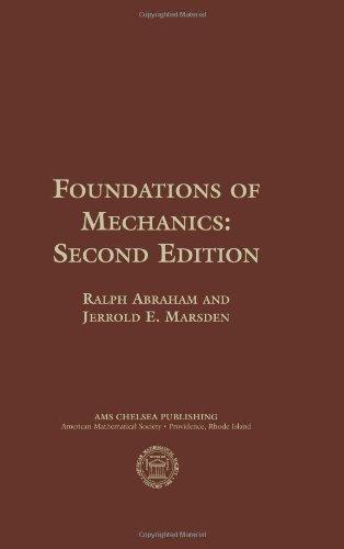 Foundations of Mechanics (Ams Chelsea Publishing)