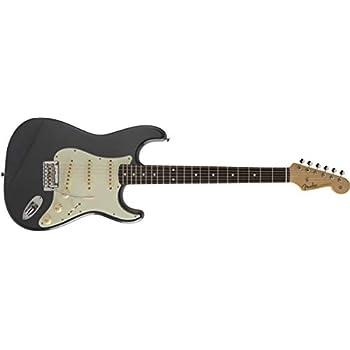 Fender エレキギター MIJ Hybrid 60s Stratocaster, Charcoal Frost Metallic