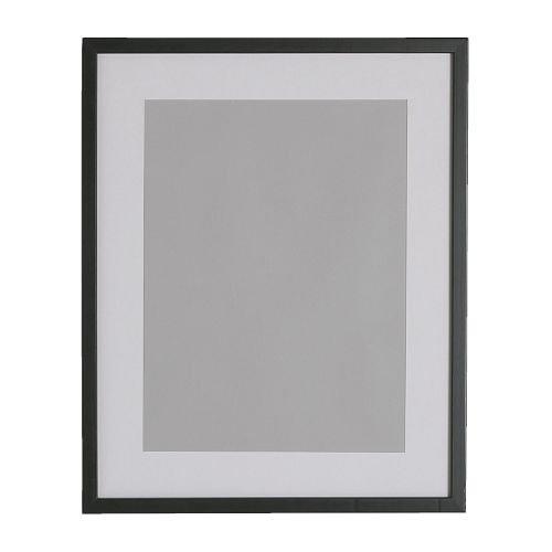 RIBBA/フレーム/ブラック(サイズ30×40cm)[イケア]IKEA(50191865)