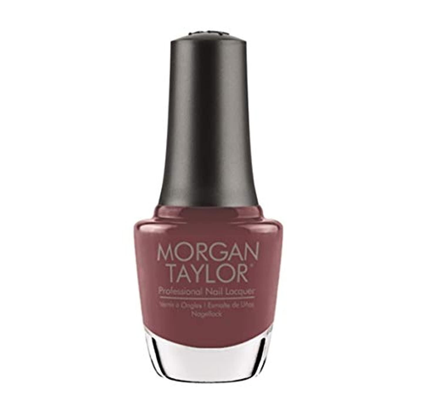 ぎこちない第九こしょうMorgan Taylor Nail Lacquer - Exhale - 15ml / .5oz