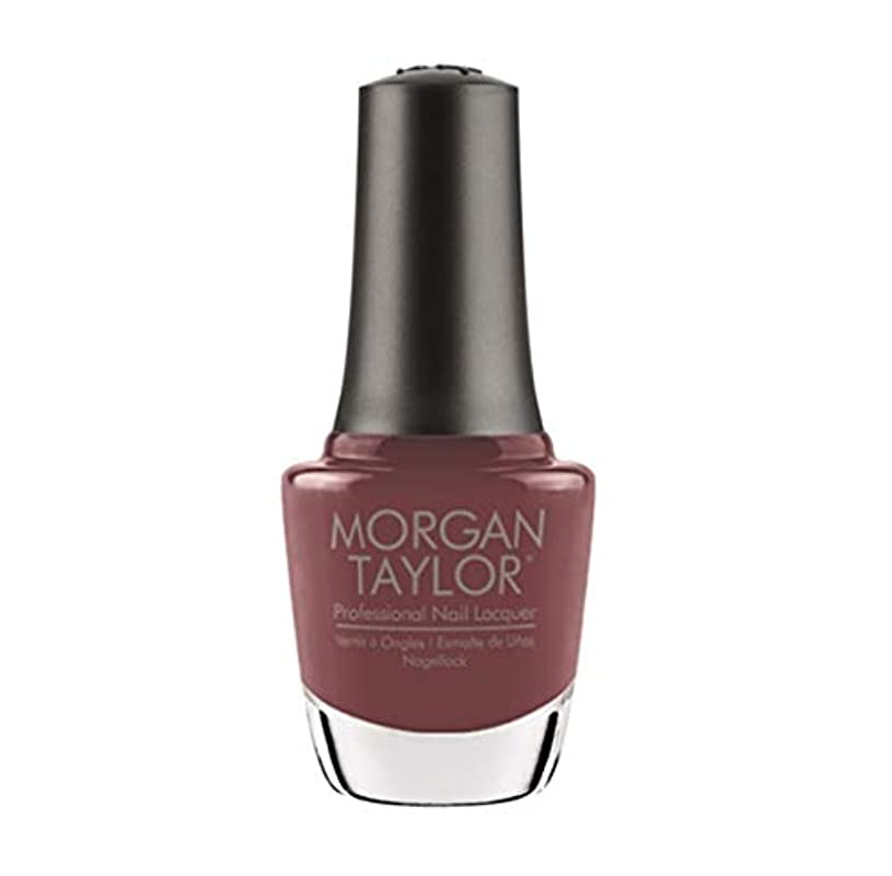 申し立てケーキ適応的Morgan Taylor Nail Lacquer - Exhale - 15ml / .5oz