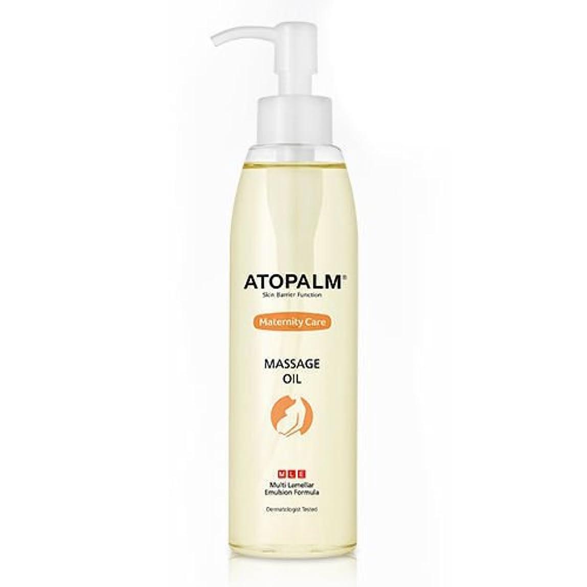 ドラマ高い一般的にATOPALM Maternity Care Massage Oil 120ml/アトパーム マタニティ ケア マッサージ オイル 120ml [並行輸入品]