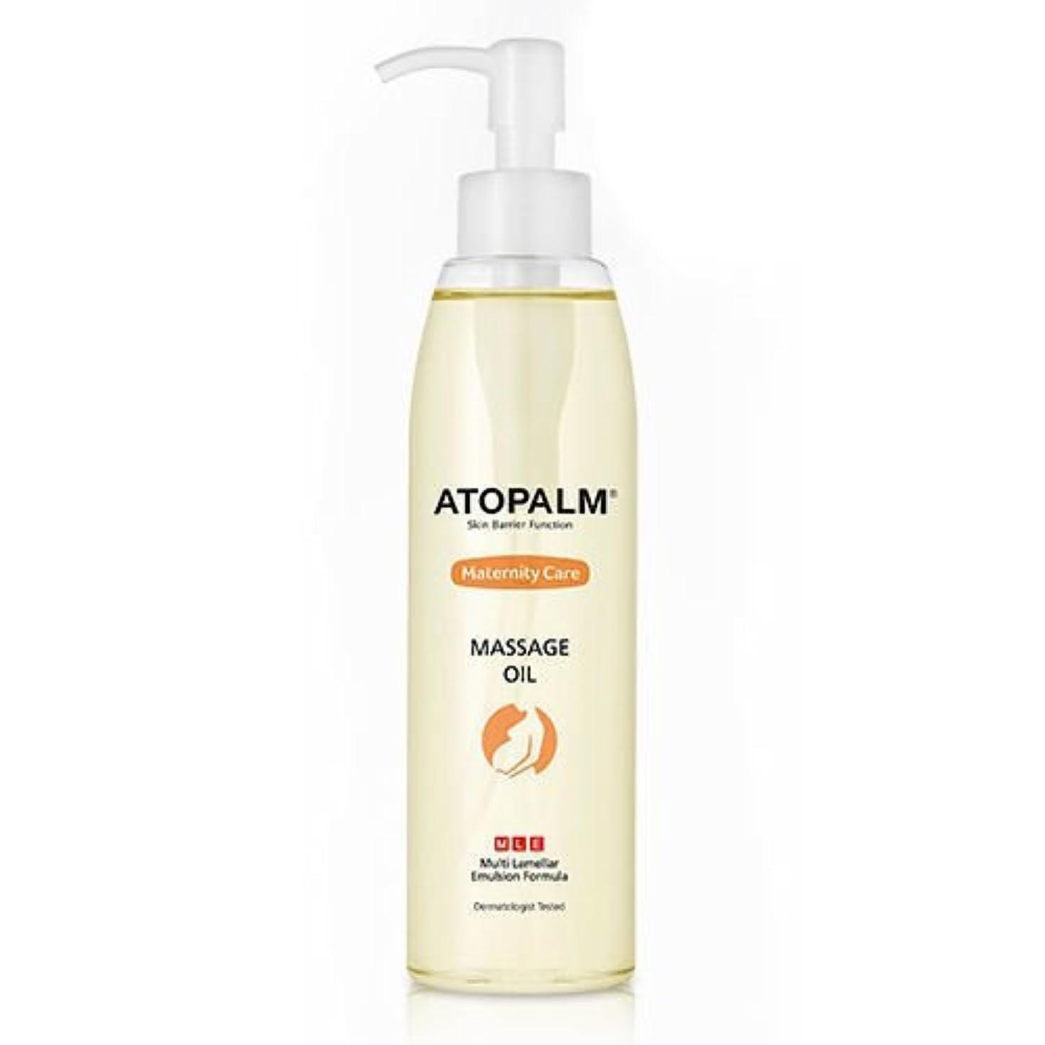 ATOPALM Maternity Care Massage Oil 120ml/アトパーム マタニティ ケア マッサージ オイル 120ml [並行輸入品]