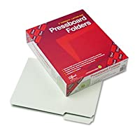 smd13234–Smead 13234グレー/グリーン厚紙ファイルフォルダ