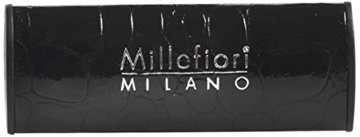 側レトルト手Millefiori カーエアフレッシュナー [URBAN] スパイシーウッド CDIF-C-001