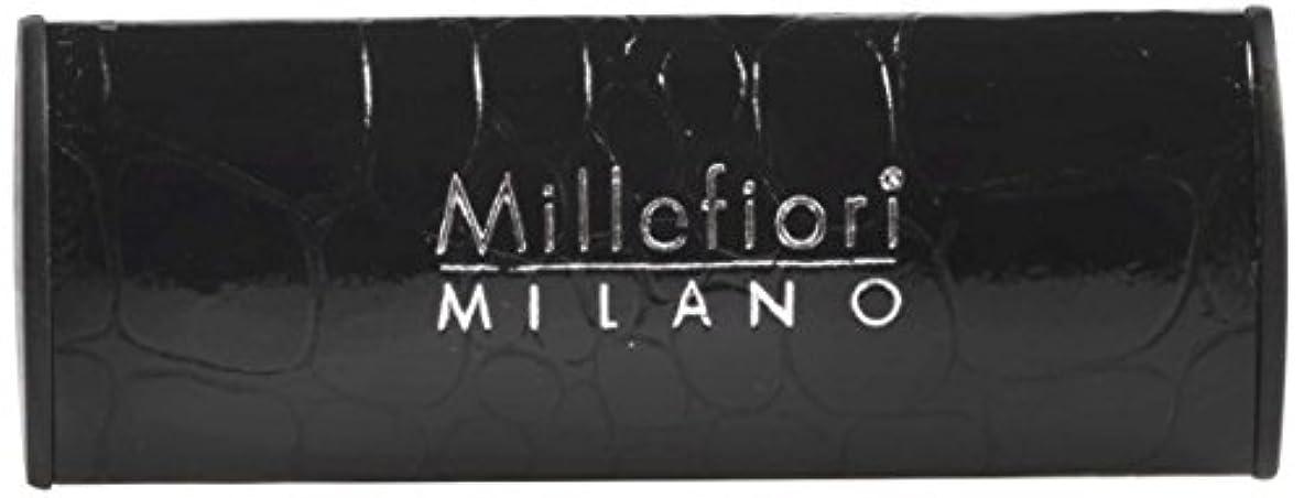 ダウン教え司教Millefiori カーエアフレッシュナー [URBAN] スパイシーウッド CDIF-C-001